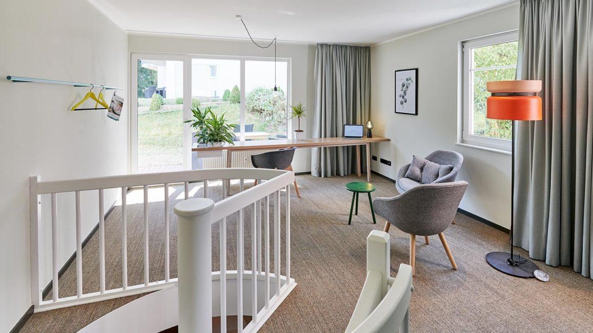 Suite im Wellness- und Designhotel Whitman