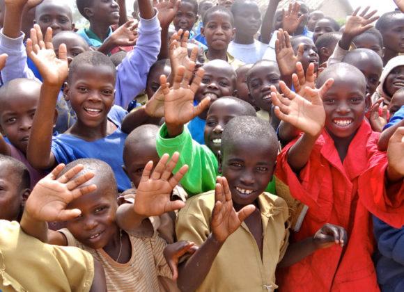 Eine Schule für Waisenhauskinder in Malawi