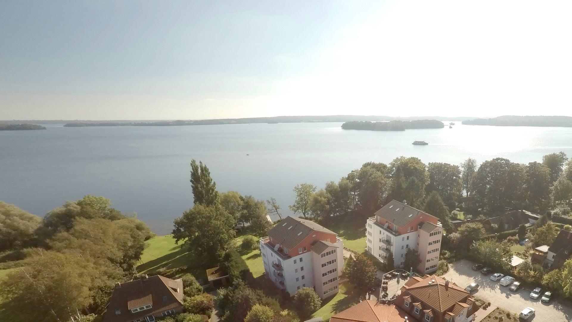 Das Wellness- und Spa Hotel am Plöner See