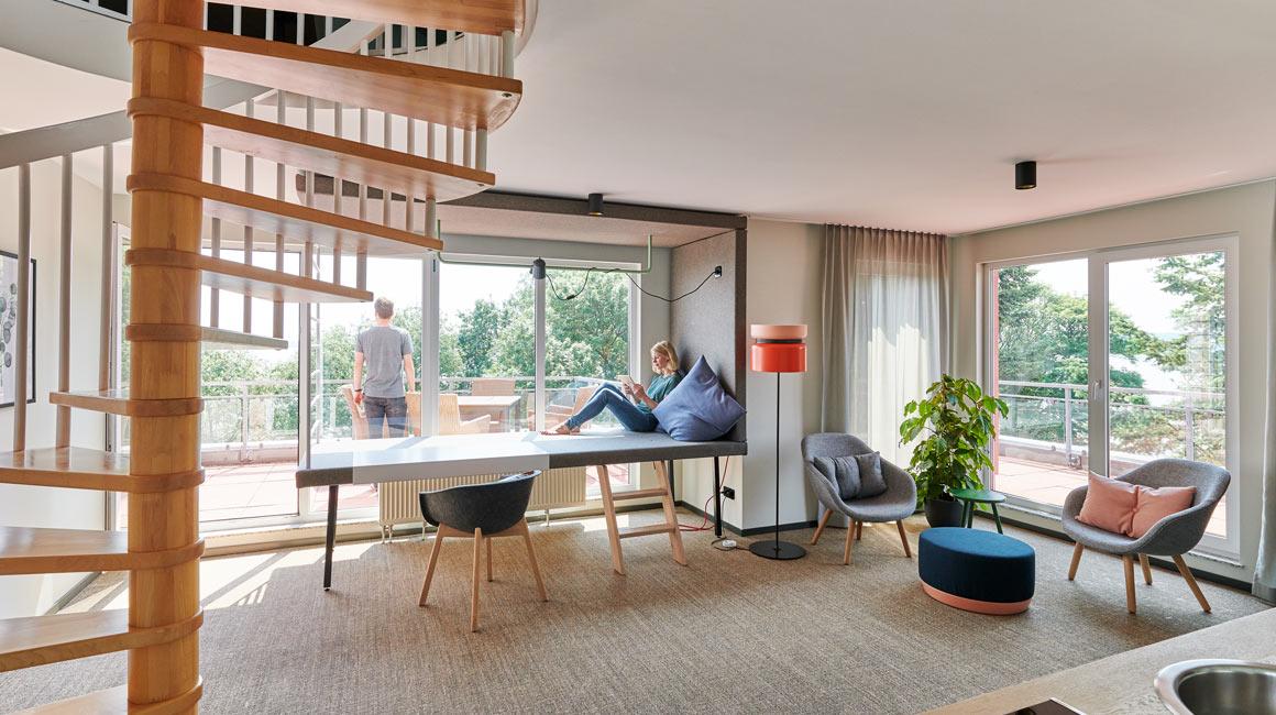 Designhotel Wellnesshotel Schleswig-Holstein