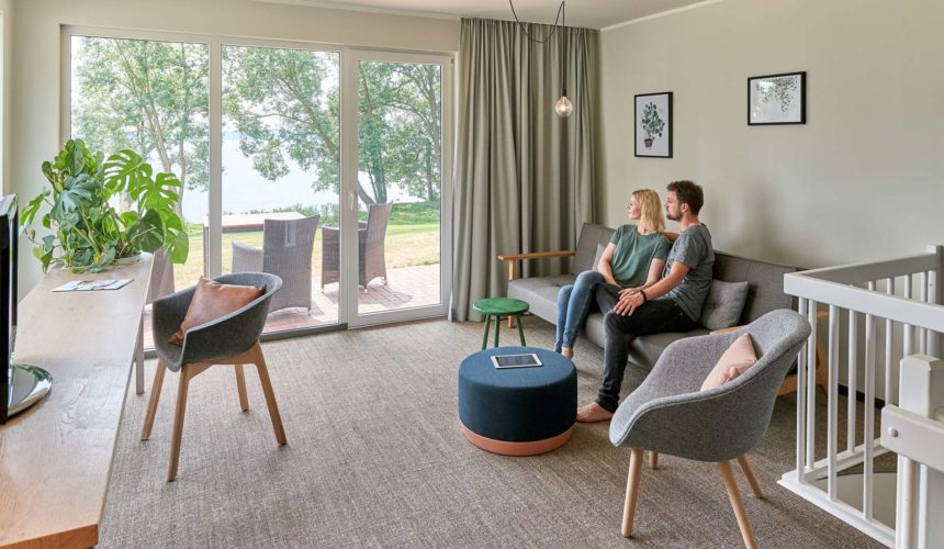 Kurzurlaub im Designhotel in Schleswig-Holstein