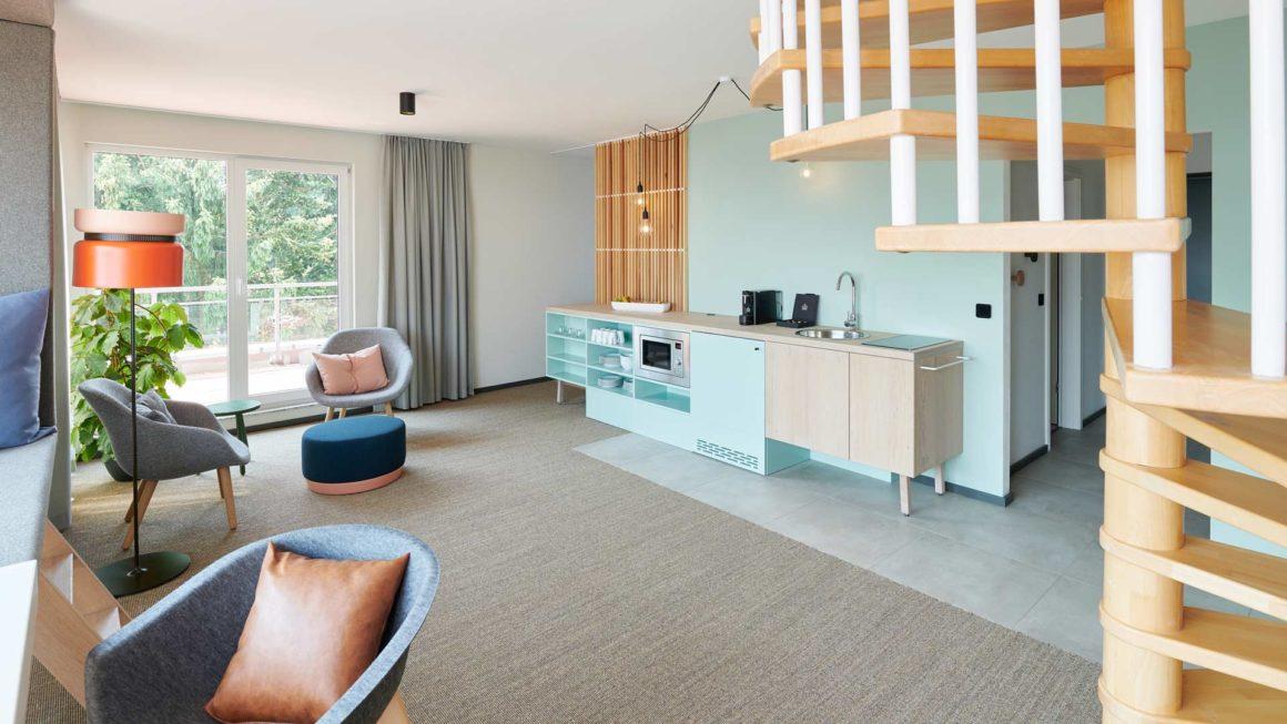 Hotel Whitman Designhotel Penthouse