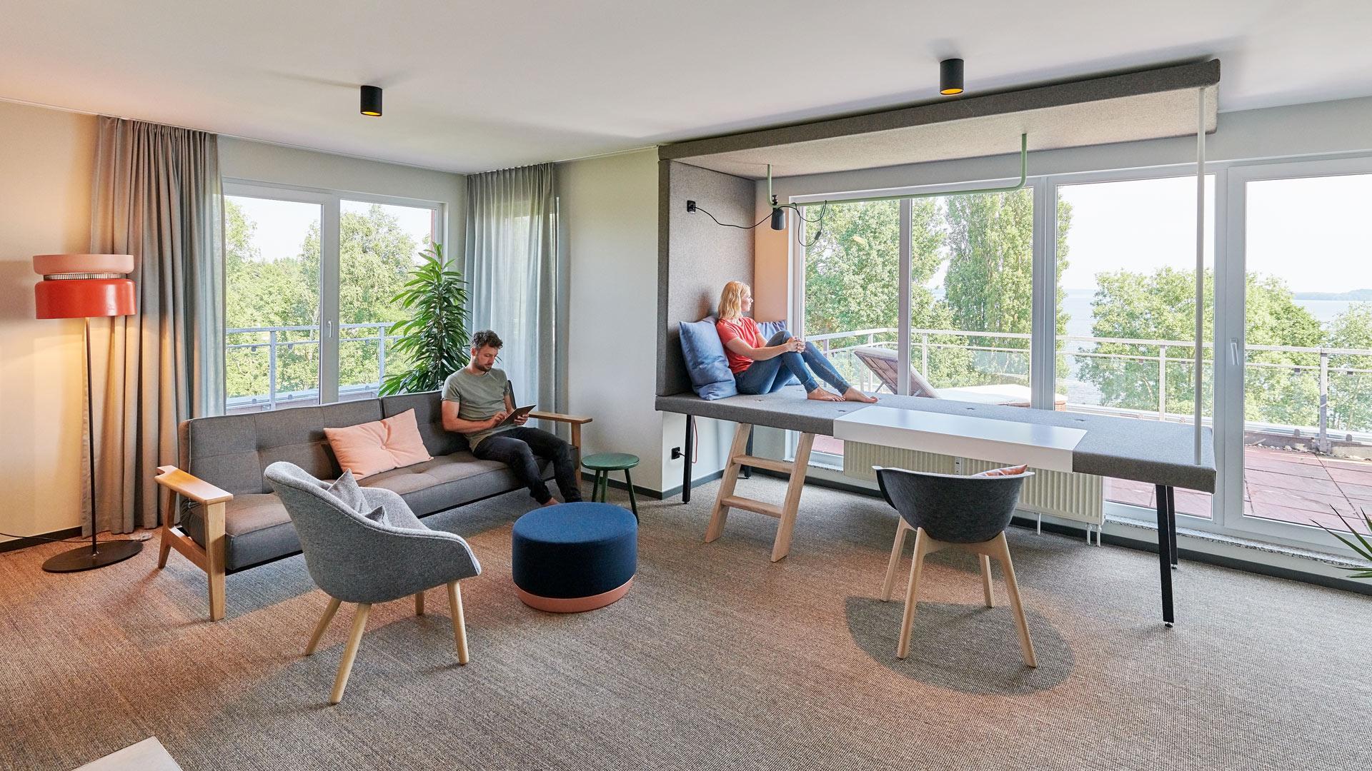 Wellness- und Designhotel am Plöner See in Schleswig-Holstein