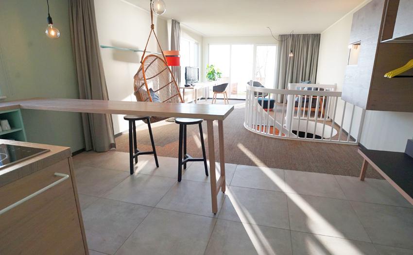 Hotel Whitman designed von Werner Aisslinger