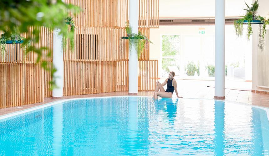 Wellnesshotel mit Innenpool Schleswig-Holstein